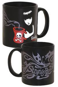 Emily the Strange Heat Sensitive Mug