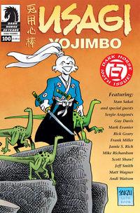 Usagi Yojimbo #100
