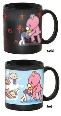 Gloomy Bear Heat Sensitive Mug