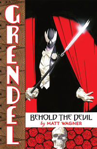 Matt Wagner's Grendel at TFAW.com