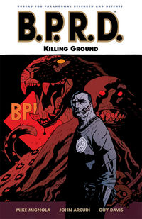 BPRD Killing Ground