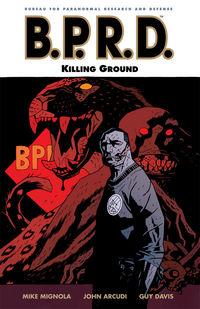 BPRD Killing Ground