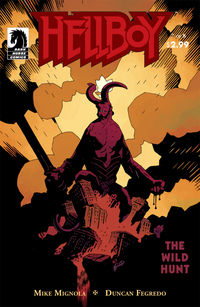 Hellboy The Wild Hunt
