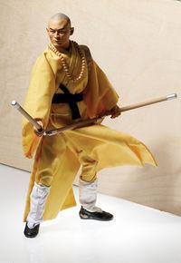 36th Chamber of Shaolin 12 Figure - Gordon Liu
