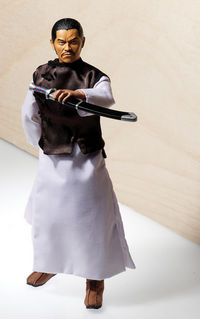36th Chamber of Shaolin 12 Figure - Lo Lieh