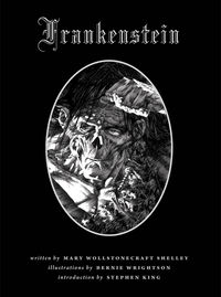 Bernie Wrightson's Frankenstein HC review at TFAW.com