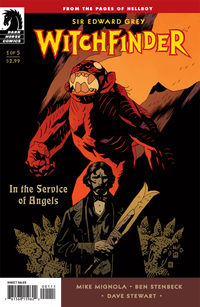 Witchfinder: In the Service of Angels