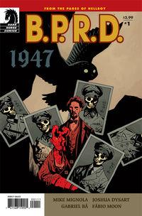 BPRD: 1947