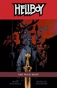 Hellboy Comics and Graphic Novels