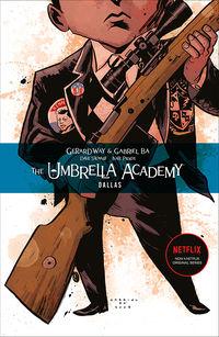 Umbrella Academy: Dallas review at TFAW.com