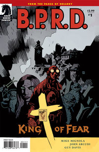 BPRD: The King of Fear
