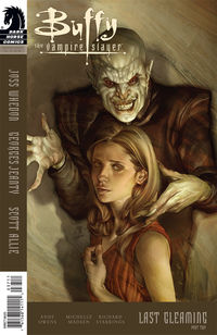 Buffy Season 8 comics