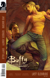 Buffy the Vampire Slayer #39