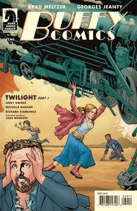 Buffy Season 8 #32