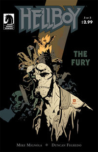 Mike Mignola comics at TFAW.com