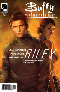 Buffy the Vampire Slayer Riley One-Shot