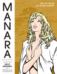 Dark Horse's Milo Manara books at TFAW.com