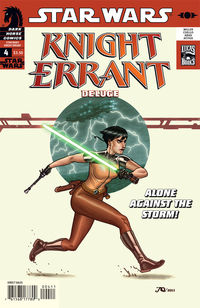 Star Wars: Knight Errant Comics