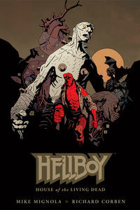 Hellboy: House of the Living Dead HC