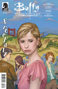 Buffy Season 9 Comics
