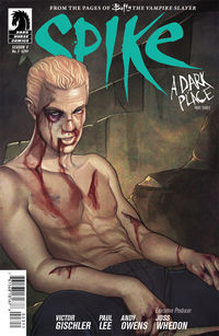 Frison's Spike #3 cover at TFAW.com.