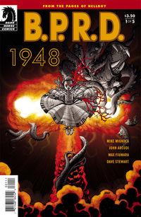 BPRD 1948 #1 at TFAW.com