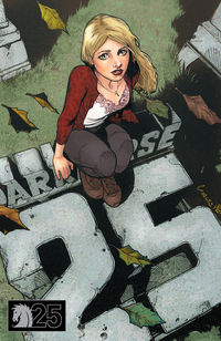 Buffy Season 8 and 9 Comics