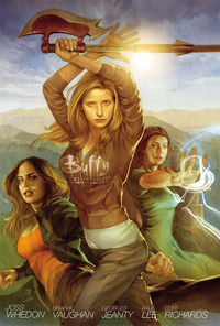 Joss Whedon's Buffy the Vampire Slayer at TFAW.com
