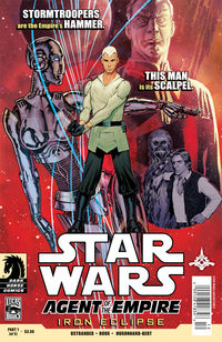 Star Wars: Agent of the Empire Comics