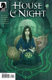 House of Night Comics