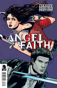 Angel & Faith Comics