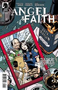 Angel & Faith #7 Rebekah Isaacs