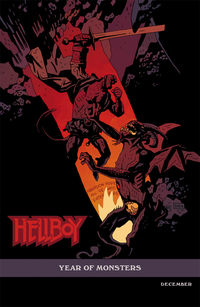 Hellboy in Hell review at TFAW.com