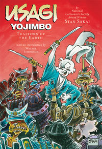 Stan Sakai's Usagi Yojimbo at TFAW.com
