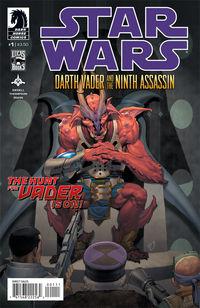 Star Wars: Darth Vader and the Ninth Assassin