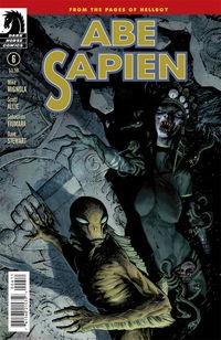 Abe Sapien Comics