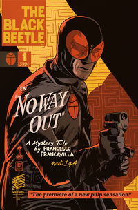 Black Beetle: No Way Out #1 review at TFAW.com