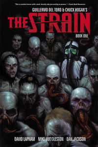 The Strain Comics at TFAW.com