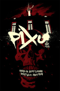 Pixu graphic novel at TFAW.com