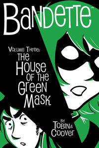 Bandette graphic novels at TFAW.com