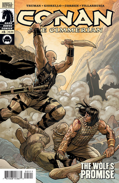 Conan the Cimmerian #5