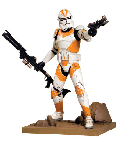 Kotobukiya Star Wars Utapau Trooper: SDCC Exclusive Vinyl Model Kit