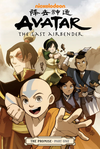 Avatar: The Last Airbender Volume 1-The Promise Part 1 TPB