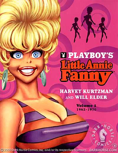 Playboy's Little Annie Fanny (Volumes 1 & 2)   Graphic Novels[ preview 0