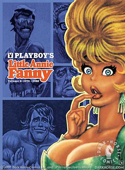 Playboy's Little Annie Fanny (Volumes 1 & 2)   Graphic Novels[ preview 1