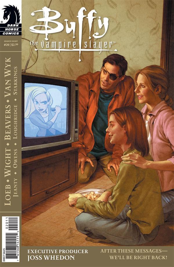 Buffy the Vampire Slayer: Season Eight #20