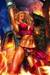 Salems Daughter #3 (Cover A - Greg Horn)