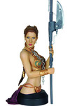 Star Wars Slave Leia Mini Bust