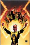 Green Lantern The Sinestro Corps War HC Vol. 1