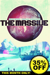 Check out Brian Wood's new series, The Massive, at TFAW.com.